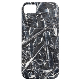 Surface of pure silicon crystals iPhone SE/5/5s case