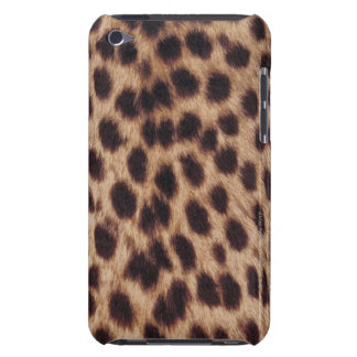 Surface of spotted feline iPod Case-Mate case