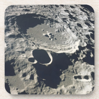 Surface of the Moon 2 Coaster