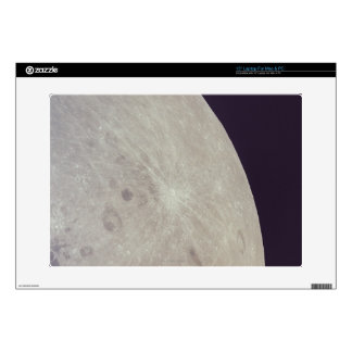 """Surface of the Moon 3 15"""" Laptop Decal"""