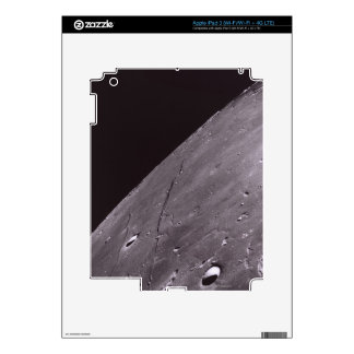 Surface of the Moon 4 Skin For iPad 3