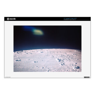 """Surface of the Moon 6 15"""" Laptop Decals"""