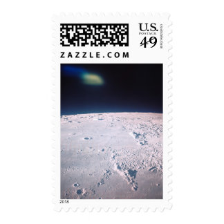 Surface of the Moon 6 Stamp