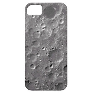 Surface of the Moon iPhone 5 Cases