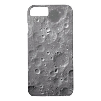 Surface of the Moon iPhone 7 Case