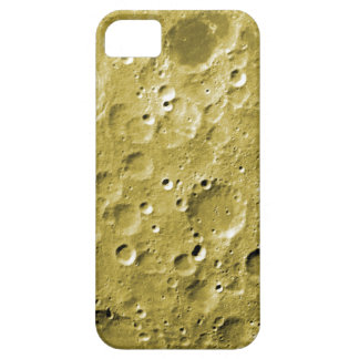 Surface of the moon iPhone SE/5/5s case