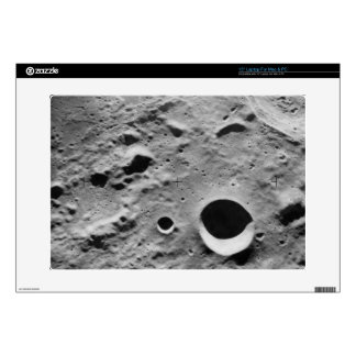 Surface of the Moon Laptop Decal