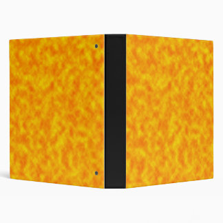 Surface of the Sun 3 Ring Binder