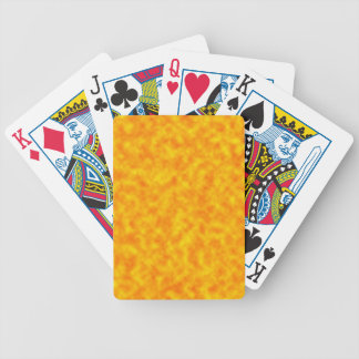 Surface of the Sun Bicycle Playing Cards