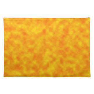Surface of the Sun Cloth Placemat