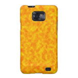 Surface of the Sun Samsung Galaxy Cases