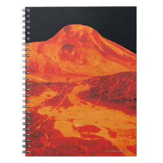Surface of Venus Note Book