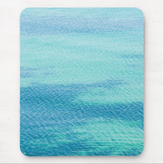 Surface sea water mouse pad