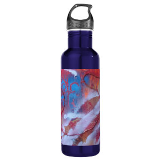 Surfacing Stainless Steel Water Bottle