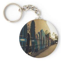 Surfboard Alley Key Chain