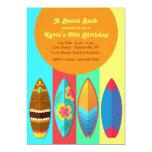 Surfboard Collection Invitation