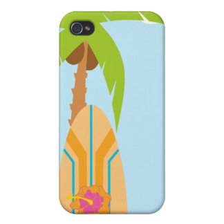 Surfboard iPhone Case