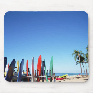Surfboard Mouse Pad