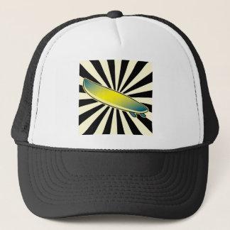 surfboard t trucker hat