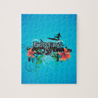 Surfboarder Puzzle