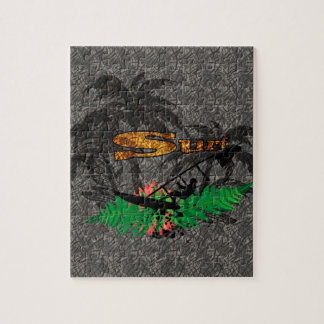 Surfboarder Jigsaw Puzzle