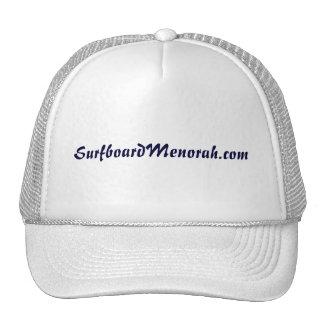 SurfboardMenorah.com Trucker Hat