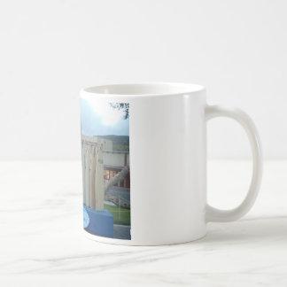 SurfboardMenorah.com Classic White Coffee Mug