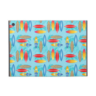 Surfboards And Palm Trees iPad Mini Covers