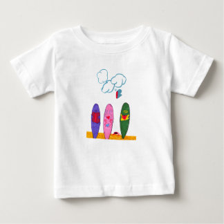 Surfboards Baby T-Shirt