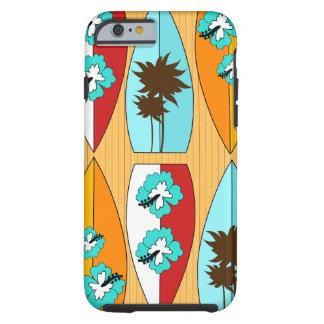 Surfboards Beach Bum Summer iPhone 6 Case