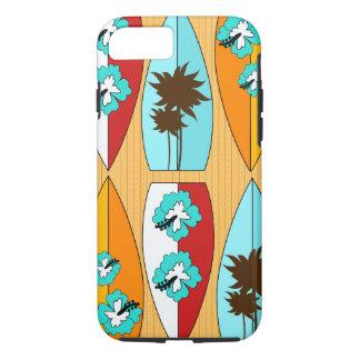 Surfboards Beach Bum Summer iPhone 7 Case