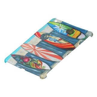 Surfboards Beach iPad Mini Cover