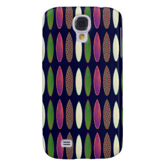 surfboards cool patterning samsung s4 case