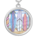 SURFBOARDS necklace
