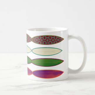 surfboards  ~ surfing style mugs