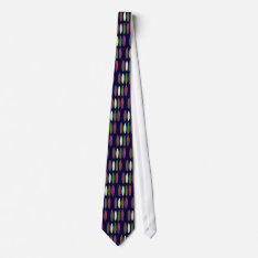 Surfboards  ~ Surfing Style Neck Tie at Zazzle