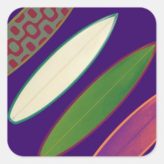 surfboards  ~ surfing style sticker