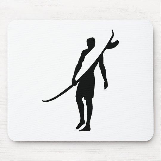 surfer1 mouse pad