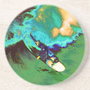 USA Themed Surfer2 Coaster