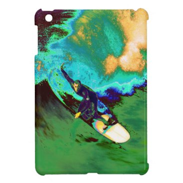 USA Themed Surfer2 iPad Mini Cases