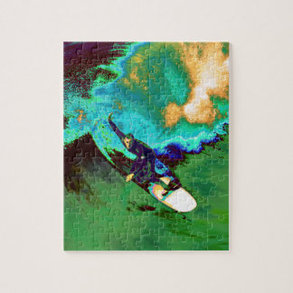Surfer2 Jigsaw Puzzle