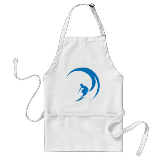 Surfer Adult Apron