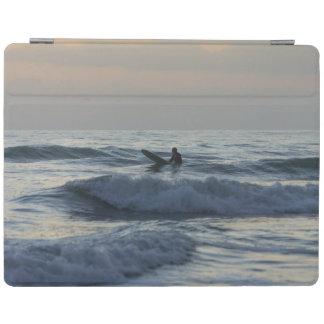 Surfer Awaits iPad Smart Cover