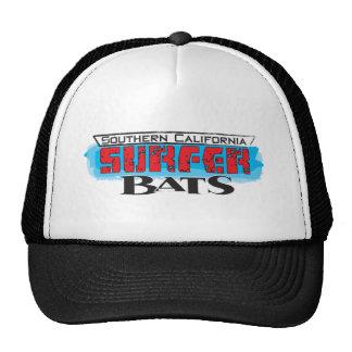 Surfer Bats Hats