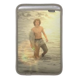 """Surfer Boy  11"""" MacBook Pro Sleeve MacBook Sleeves"""