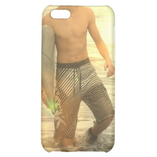 Surfer Boy iPhone Case Case For iPhone 5C