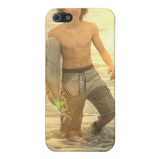 Surfer Boy iPhone Case Cover For iPhone 5