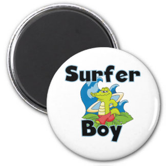 Surfer Boy Fridge Magnets