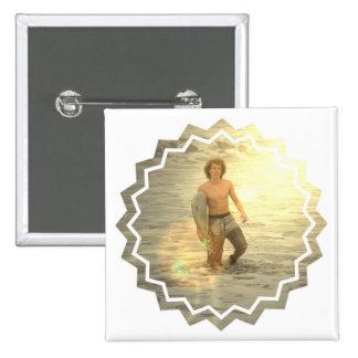 Surfer Boy Pin