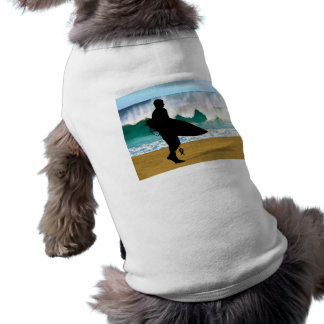 Surfer by Crashing Tube T-Shirt